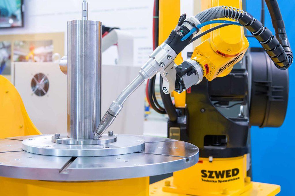 Automaty i roboty spawalnicze